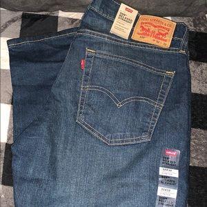 NWT Men's Levi Jeans